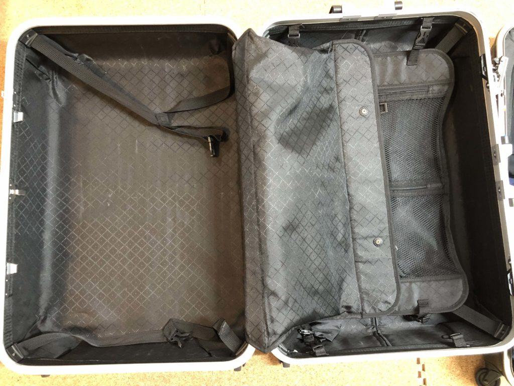 スーツケース参考_半月の滞在で90リットルのスーツケースはギリギリでした
